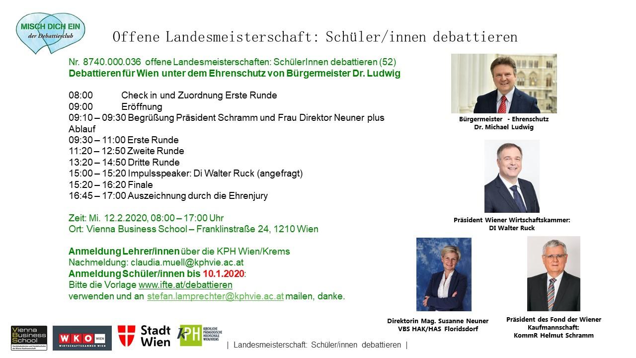 10 November Events in 21. Floridsdorf - Aktuelles zu Kultur